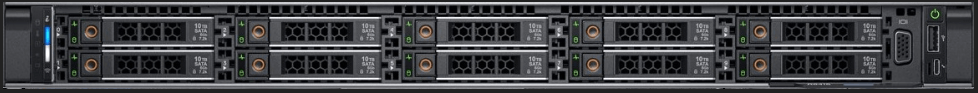 Dell EMC PowerEdge R6415 NVMe