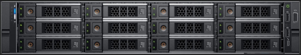 Dell EMC PowerEdge R7425 12LFF