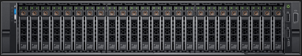 Dell EMC PowerEdge R7425 24SFF