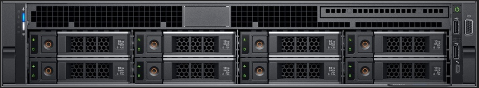 Dell EMC PowerEdge R7425 8LFF