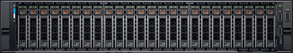 Dell EMC PowerEdge R840 24SFF