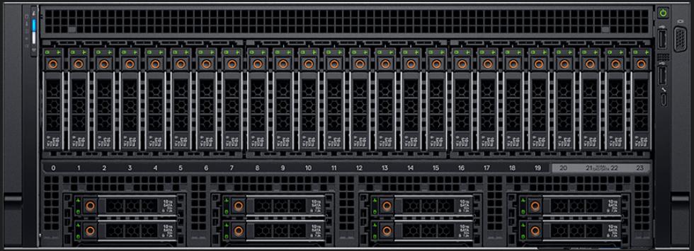 Dell EMC PowerEdge R940xa 32SFF