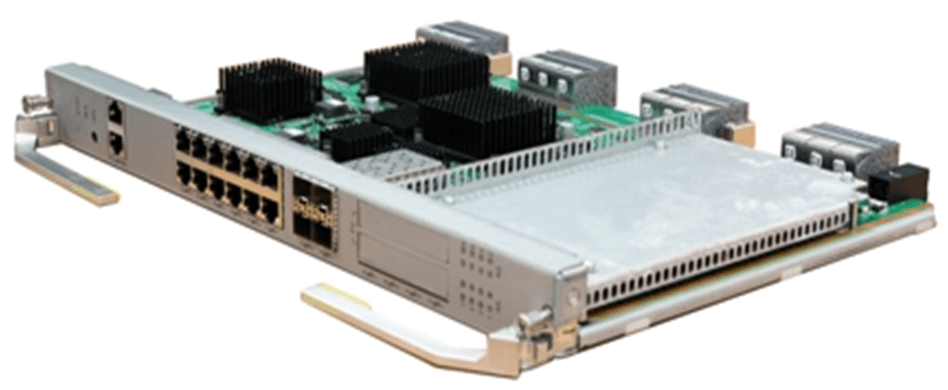 Huawei E9000 CX111 GE Switch Module