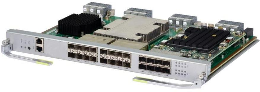 Huawei E9000 CX311 10GE FCOE Converged Switch Module