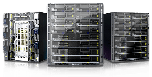 Huawei E9000 Converged Infrastructure Blade Server Chassis