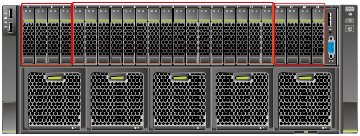 Huawei FusionServer 5885H V5 16SFF 8NVMe