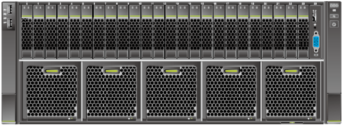 Huawei FusionServer 5885H V5 24SFF