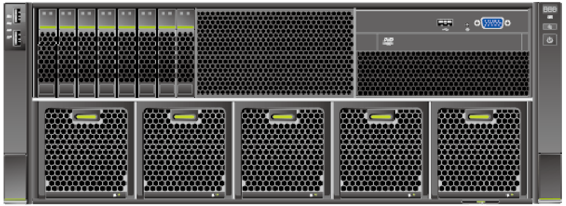 Huawei FusionServer 5885H V5 8SFF