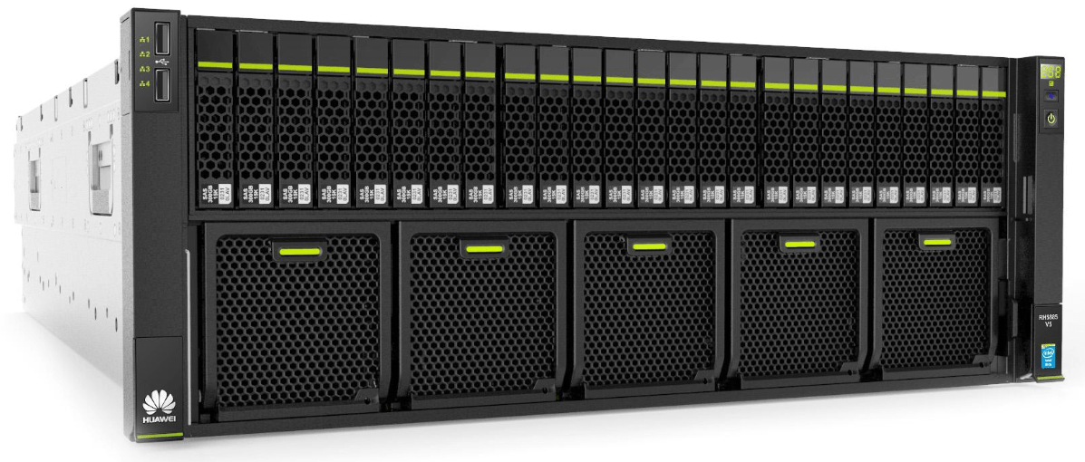 Huawei FusionServer 5885H V5 Front