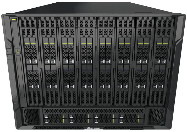 Huawei FusionServer 8100 V5 Front