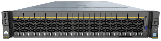 Huawei FusionServer RH2488 V5 Front