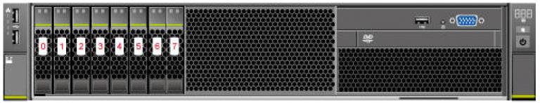 Huawei-FusionServer-RH2488-V5-8SFF
