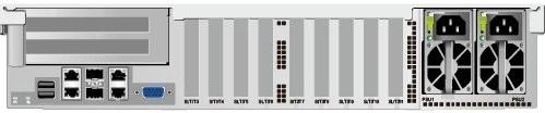 Huawei FusionServer RH2488H V5 Rear
