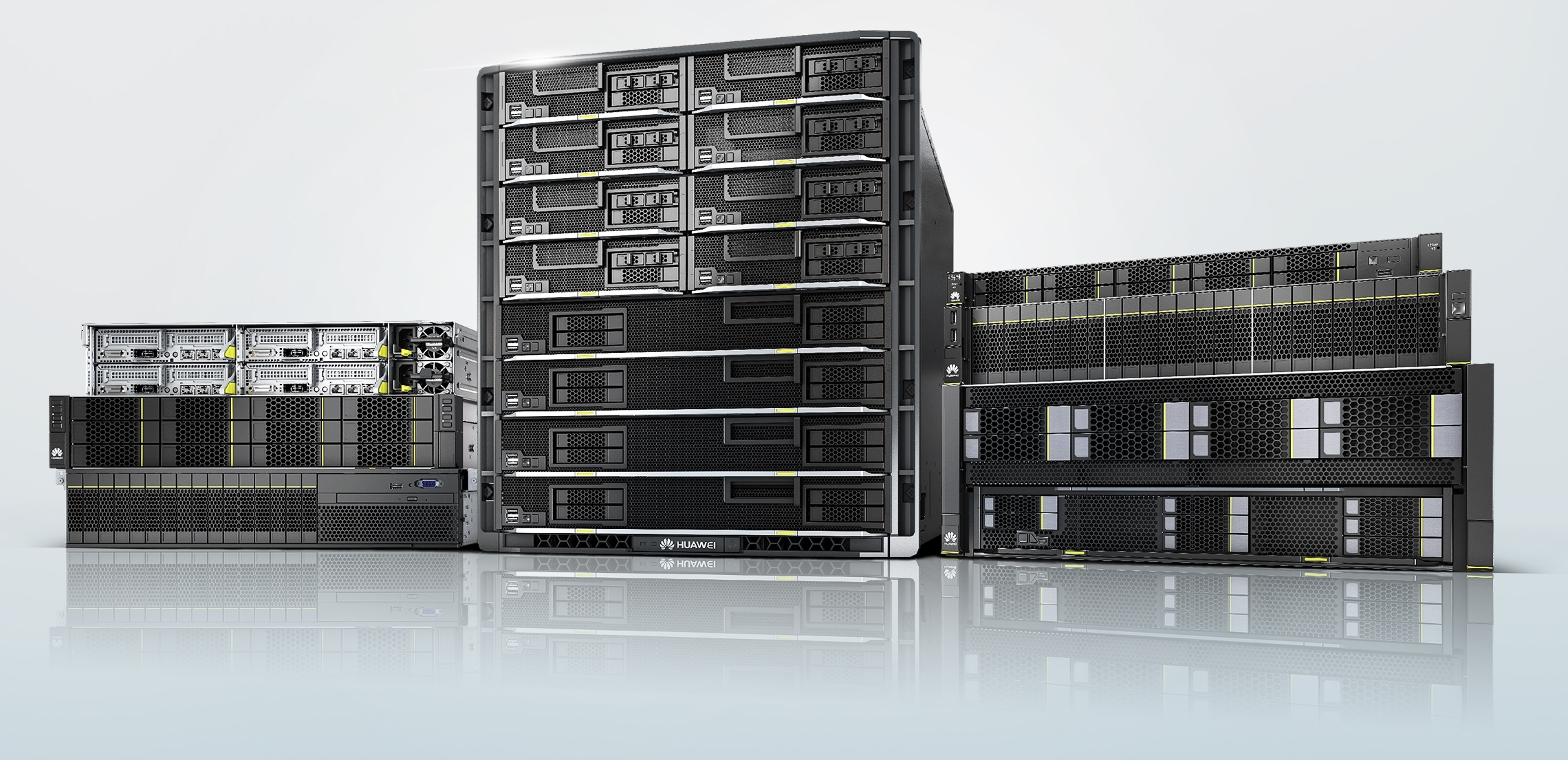 Huawei FusionServer V5 Family