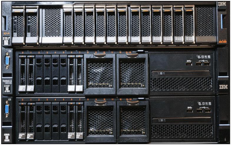 IBM FlashSystem A9000R grid element