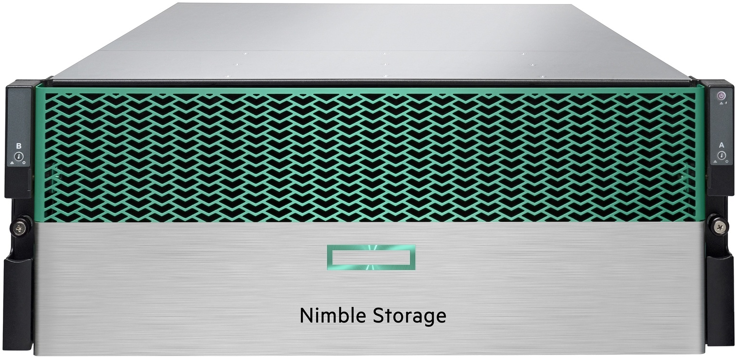 Nimble All Flash Array Front