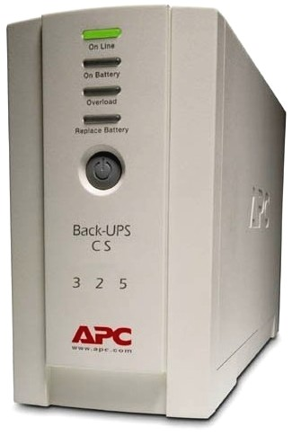 APC by Schneider Electric Back-UPS BK325I