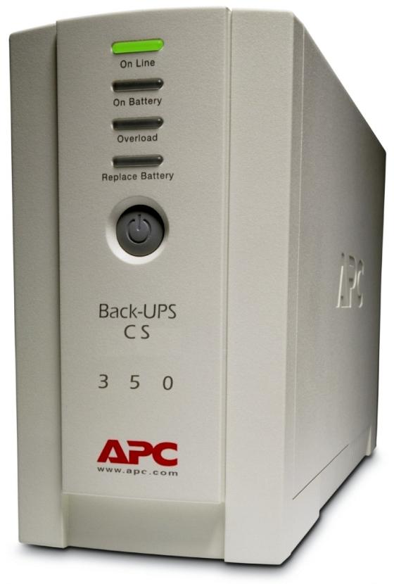 APC by Schneider Electric Back-UPS BK350EI