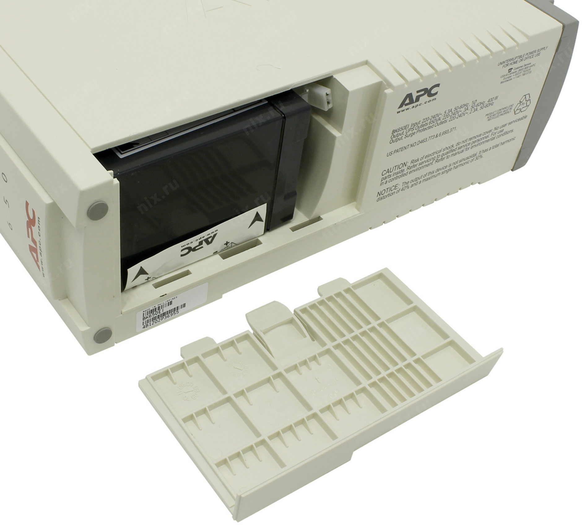 APC by Schneider Electric Back-UPS BK650EI Battery
