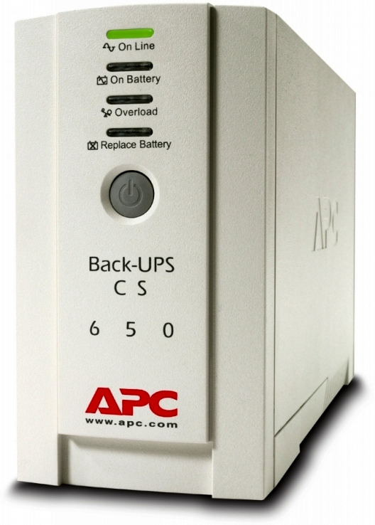 APC by Schneider Electric Back-UPS BK650EI