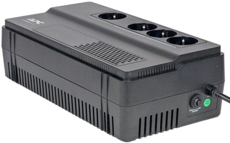 APC by Schneider Electric Back-UPS BV500I-GR Side