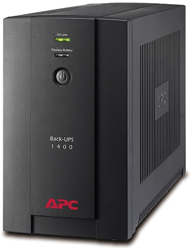 APC by Schneider Electric Back-UPS BX1400UI