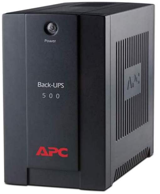 APC by Schneider Electric Back-UPS BX500CI Front