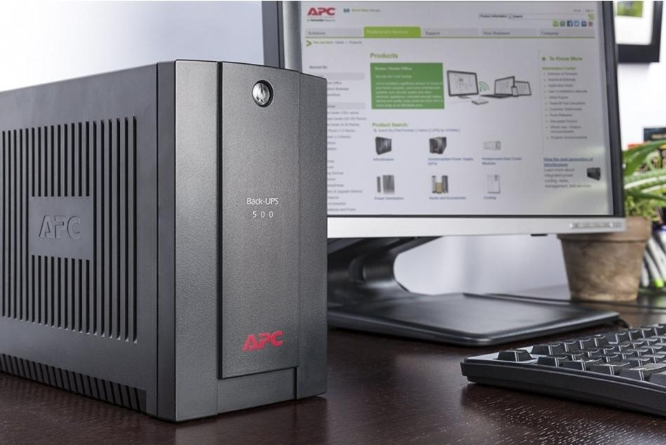 APC by Schneider Electric Back-UPS BX CI