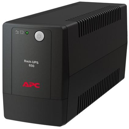 APC by Schneider Electric Back-UPS BX650LI-GR