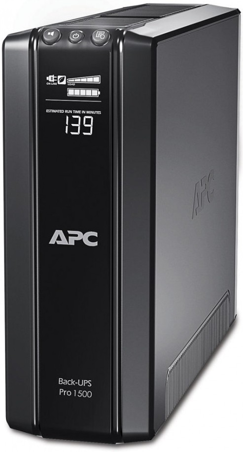 APC by Schneider Electric Back-UPS Pro BR1500GI-RS