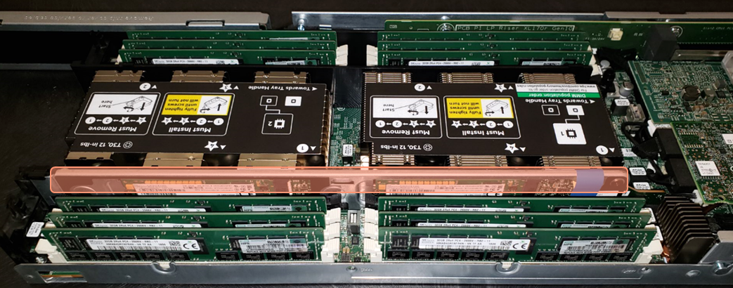 HPE SimpliVity 2600 Boot Drives