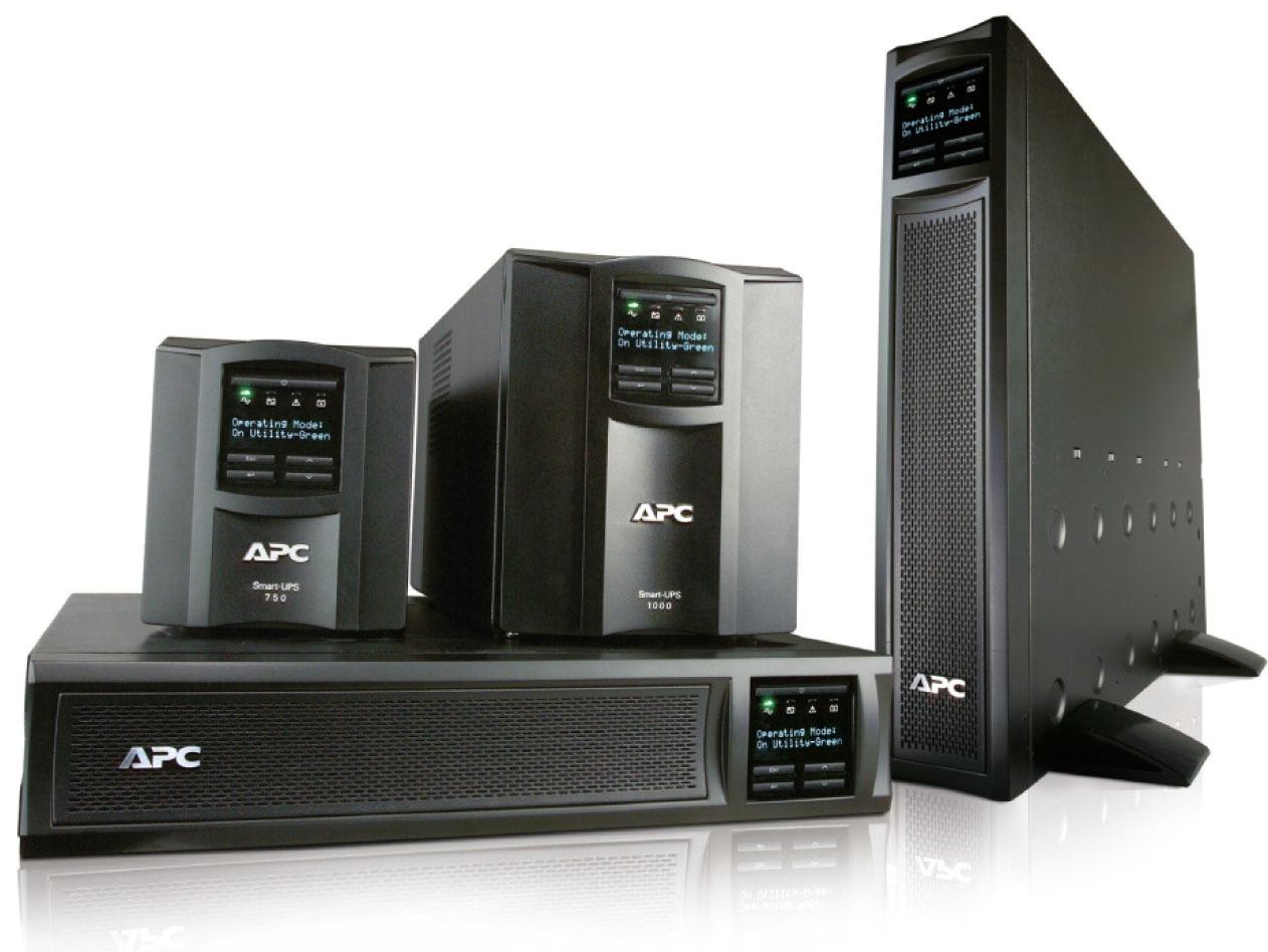APC Smart-UPS SMX family