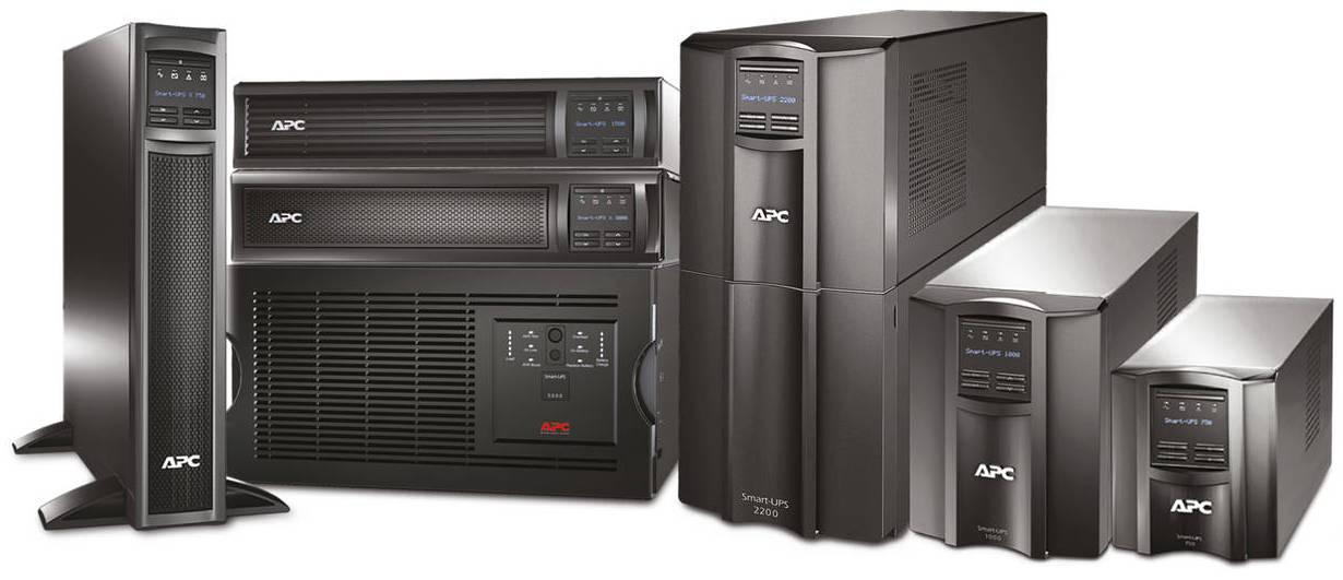 APC by Schneider Electric Smart-UPS SMT