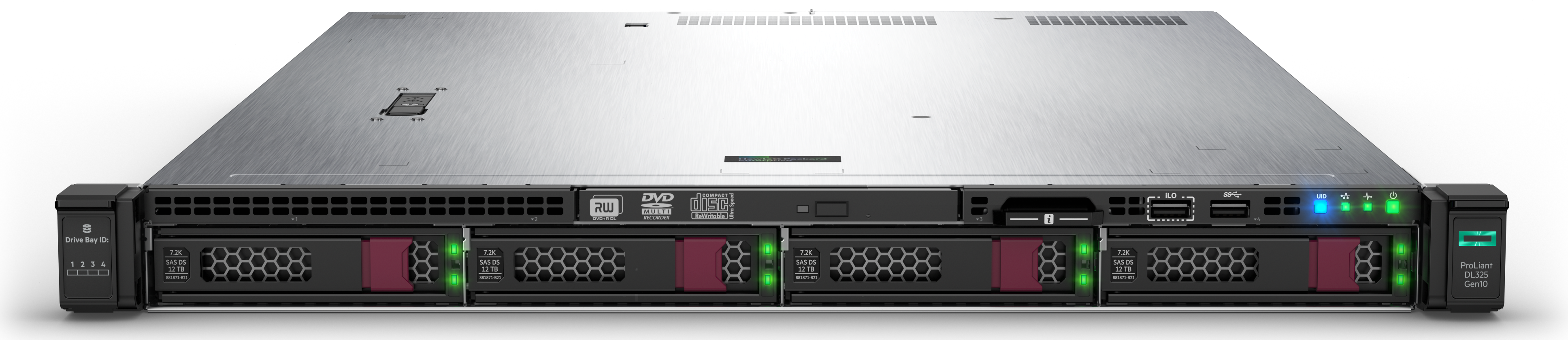 HPE ProLiant DL325 Gen10 4LFF