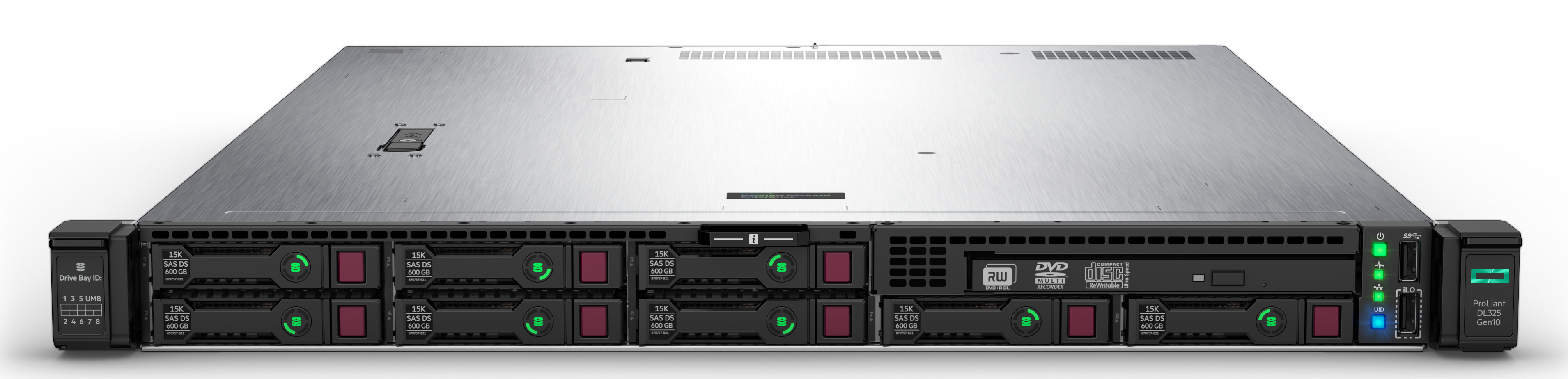 HPE ProLiant DL325 Gen10 8SFF