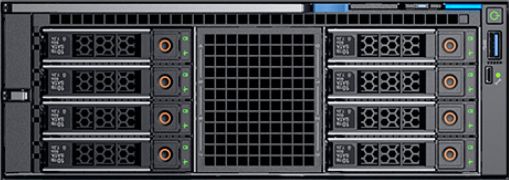 Dell EMC PowerEdge MX840c Drives