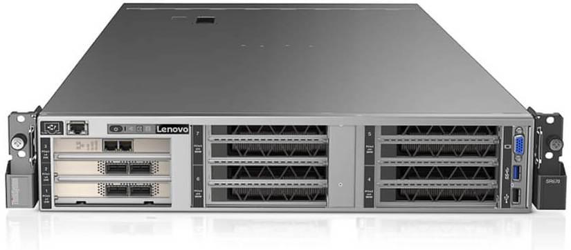 Lenovo ThinkSystem SR670 Front