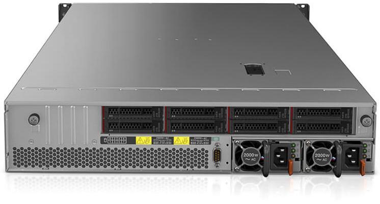 Lenovo ThinkSystem SR670 Rear