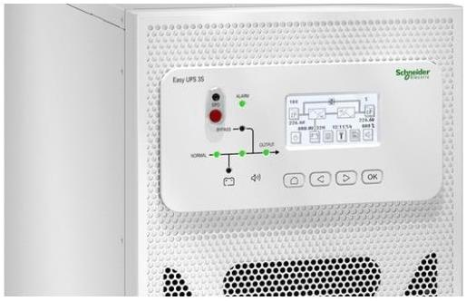 APC by Schneider Electric Easy UPS 3S Display