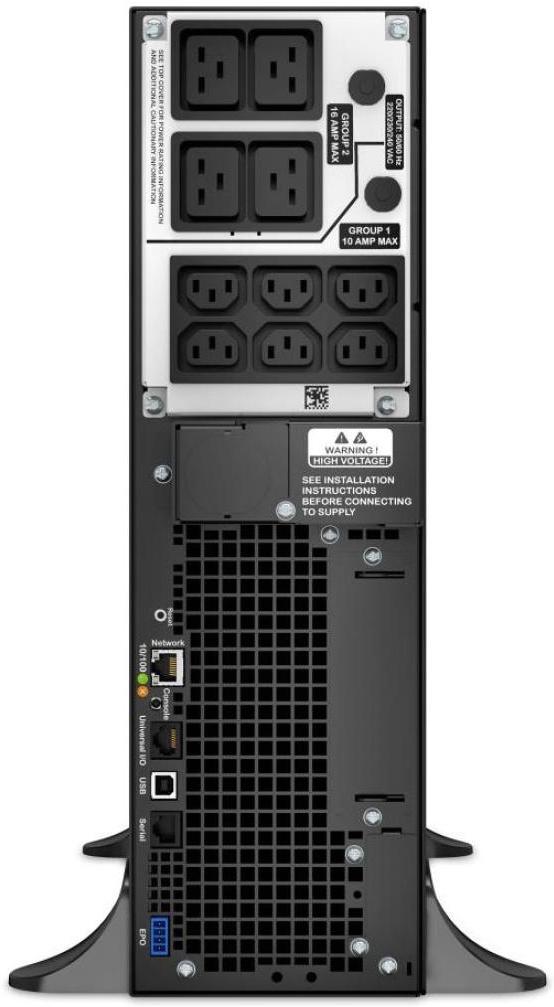 APC by Schneider Electric SRT5KXLI Rear