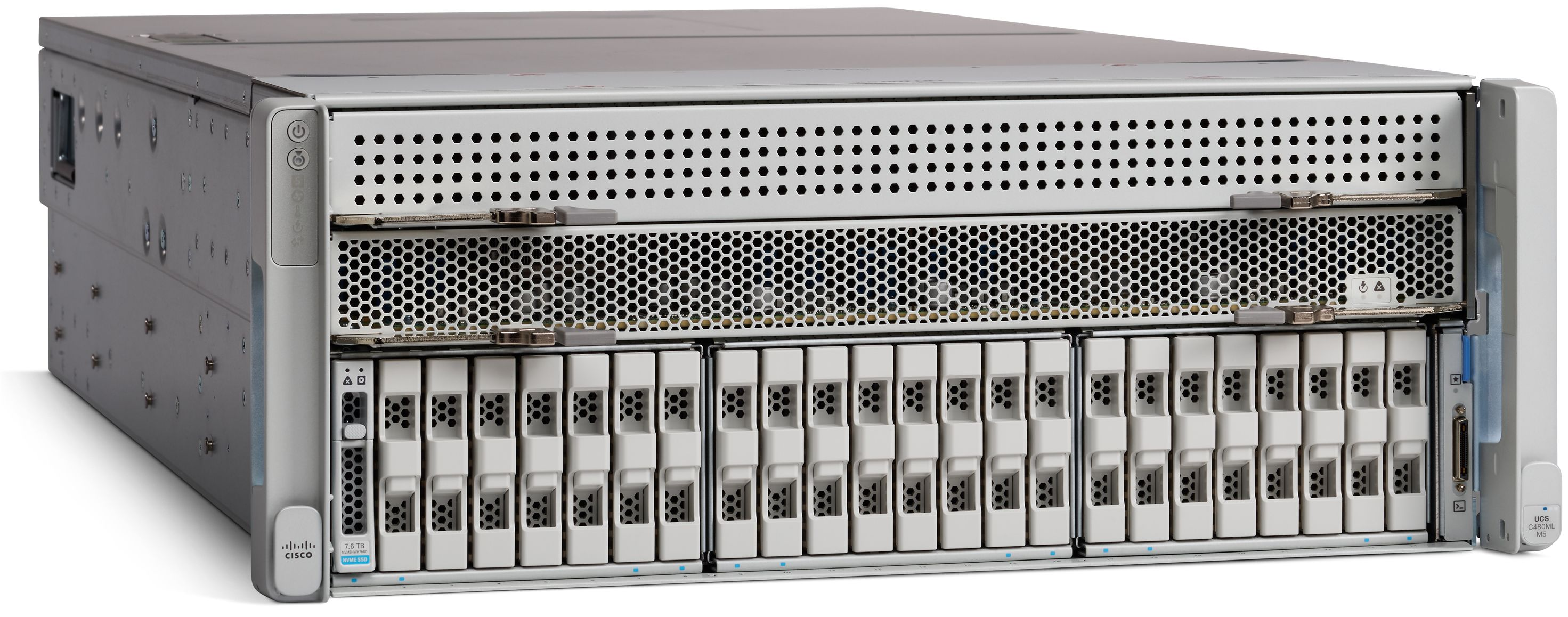 Cisco UCS C480 ML M5 Rack Server