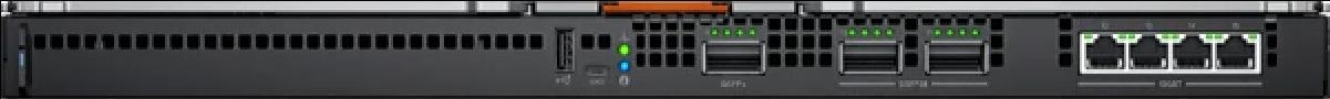 Dell EMC PowerEdge MX5108n Ethernet Switch Module