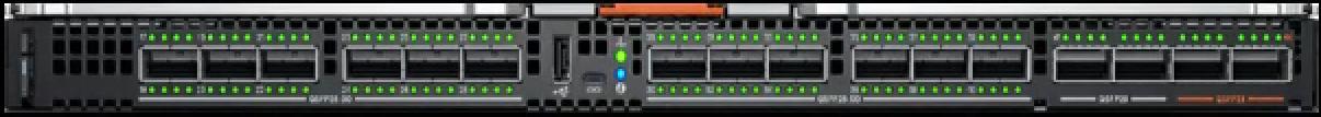 Dell EMC PowerEdge MX9116n Fabric Switching Engine
