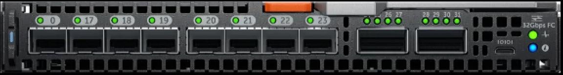 Dell EMC PowerEdge MXG610s Fibre Channel Switch