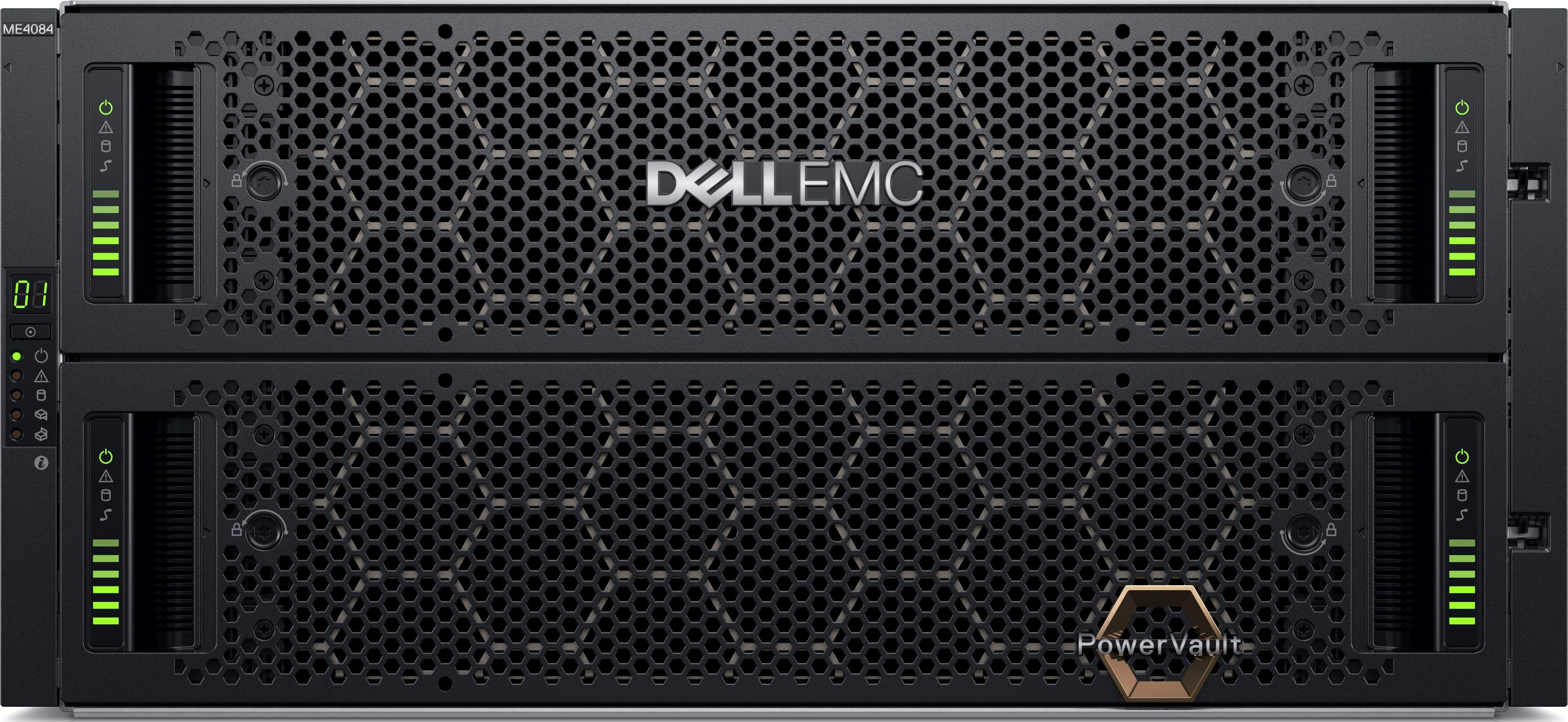 Dell-EMC-PowerVault-ME4084-Front