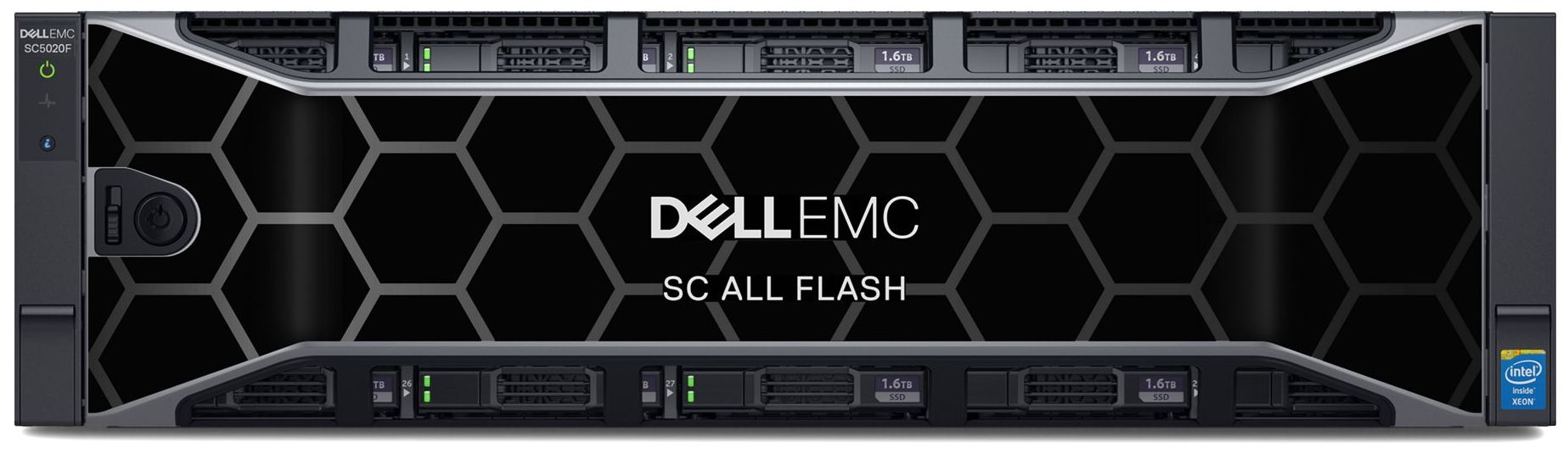 Dell EMC SC5020F Storage Array