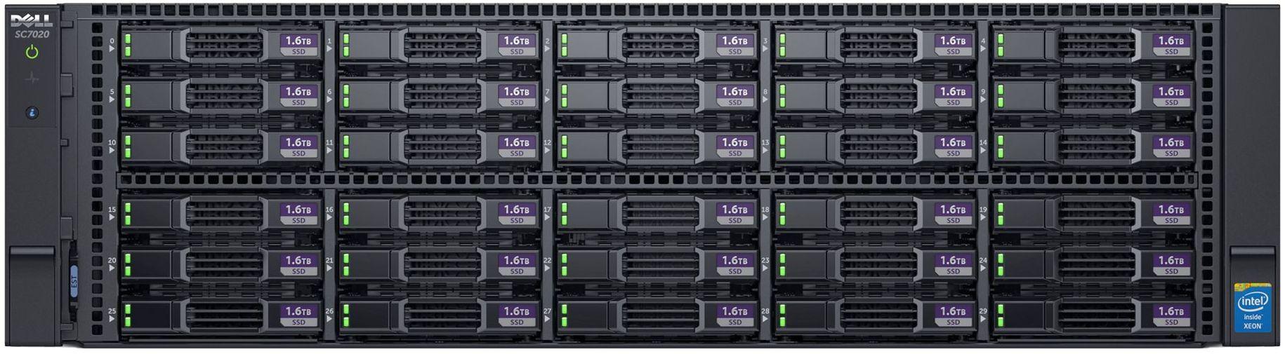 Dell EMC SC5020 SSD