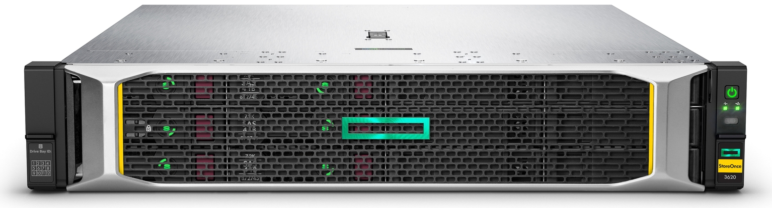 HPE StoreOnce Systems 3620 Front