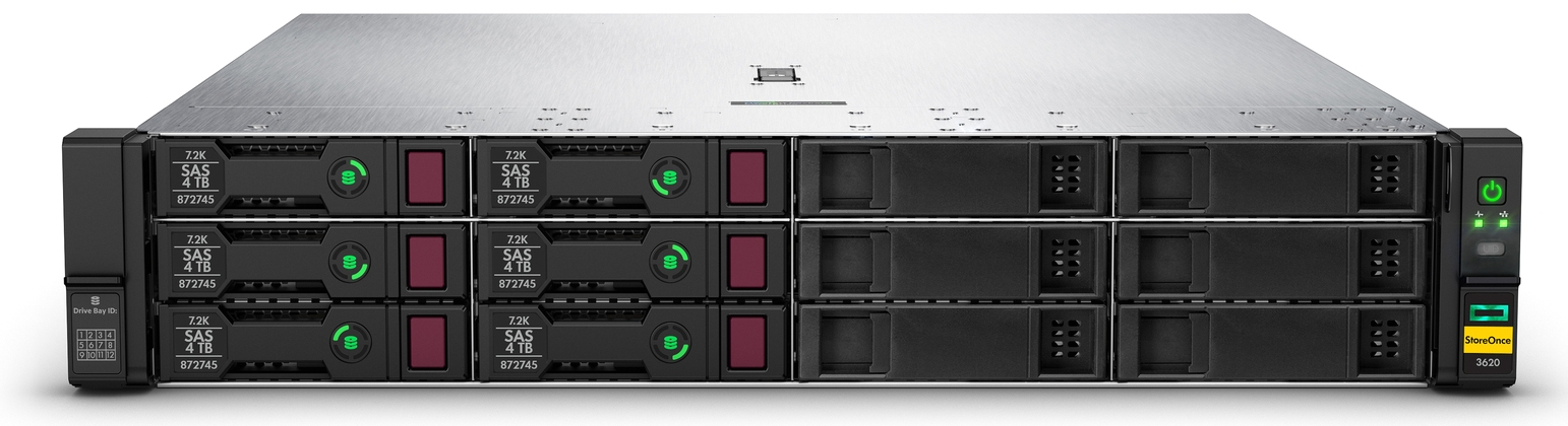 HPE StoreOnce Systems 3620 HDD