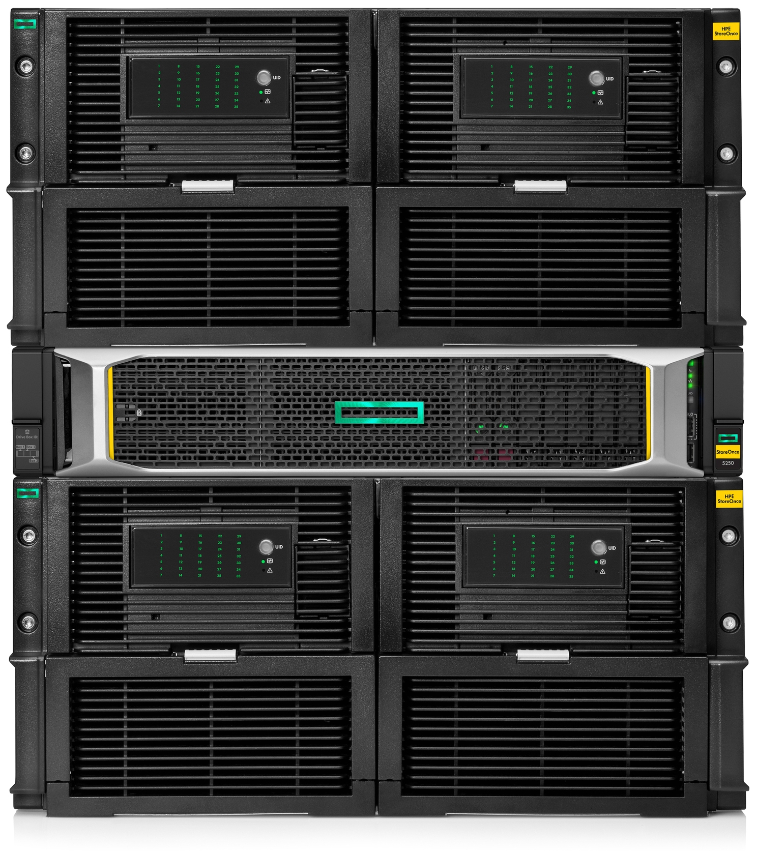 HPE StoreOnce Systems 5250 Front